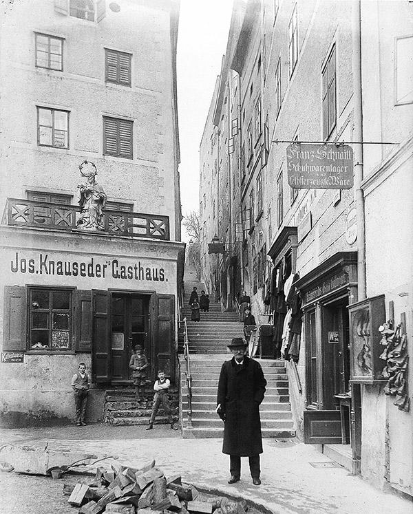 © Stadtarchiv Salzburg